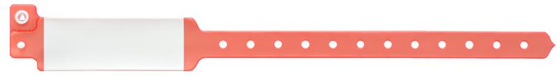 دستبند بیمار ونیلی بزرگشال قرمز