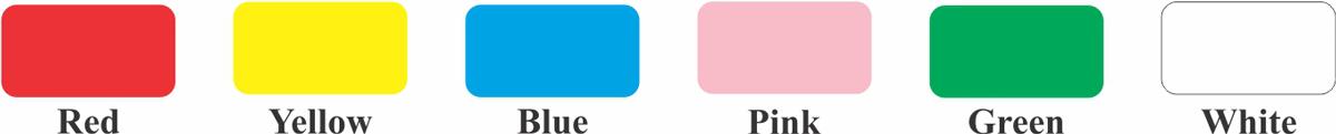 رنگبندی دستبند بیمار ونیلی