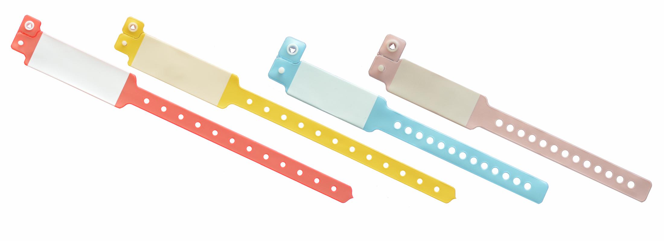 دستبند های قابل نوشتن