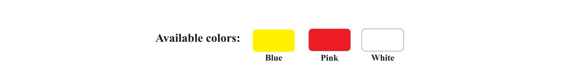 رنگبندی دستبند بیمار چاپ حراراتی