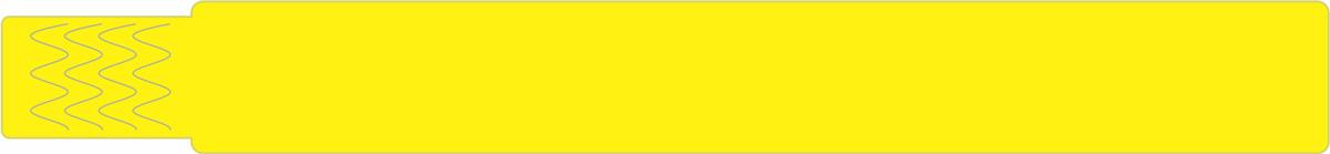 رول دستبند نوزاداپ حرارتی زرد
