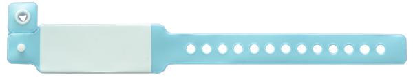 دستبند شناسایی نوزاد ونیلی آبی