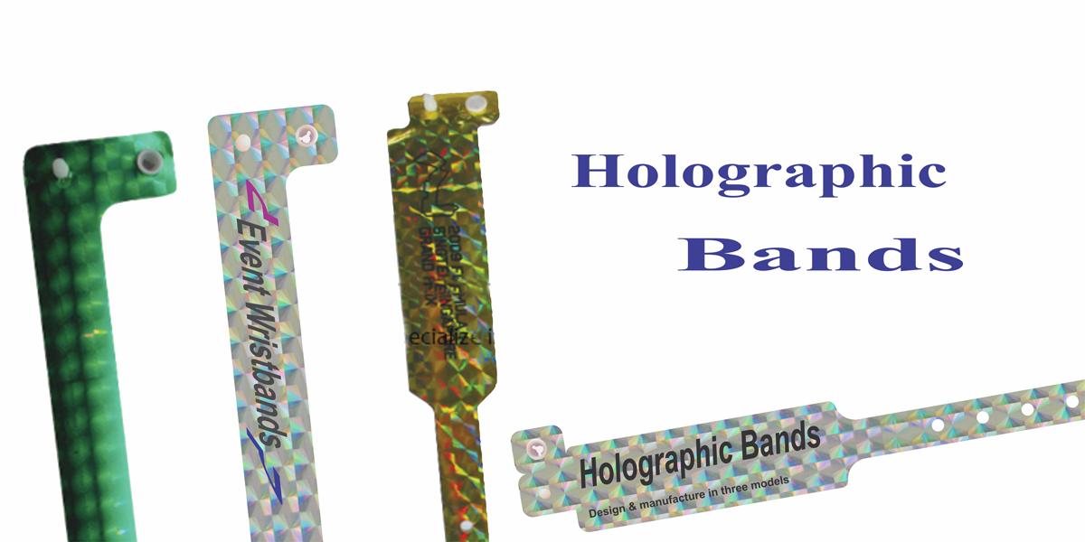 دستبند مناسبتها ایونت براق هولوگرام 011