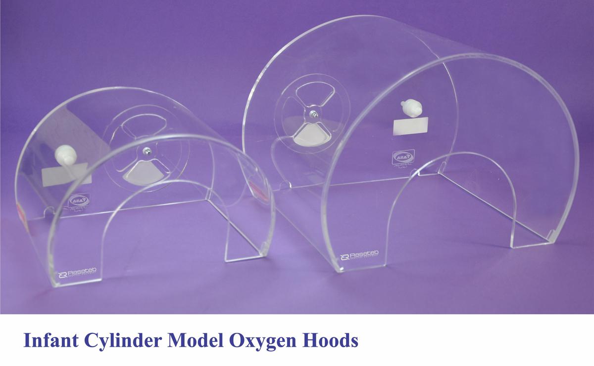 اکسیژن هود استوانه ای
