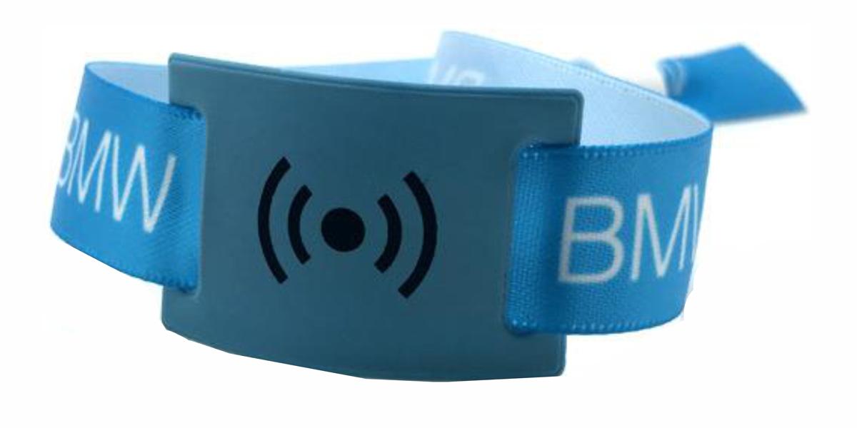 دستبند یکبار مصرف RFID