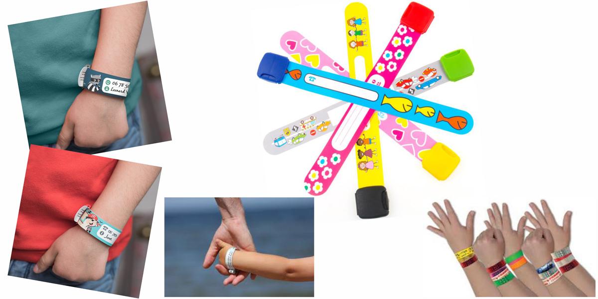 دستبند شناسایی مهد کودک دبستان