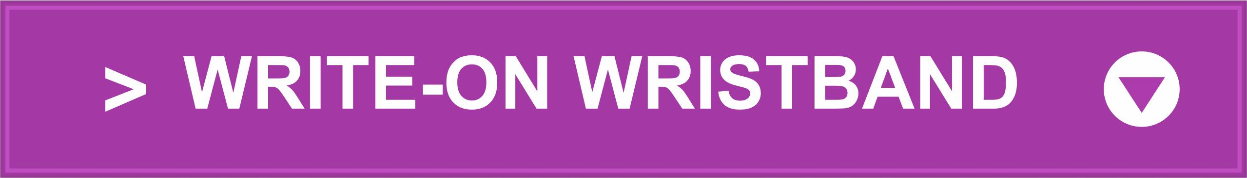 Write-on Wristband